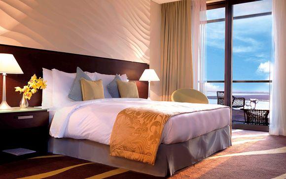 Poussez les portes de l'hôtel Radisson Blu Yas Island 4* à Abu Dhabi