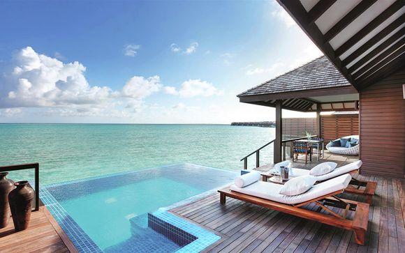 Collection Luxe : paradis bleu en famille - Malé -