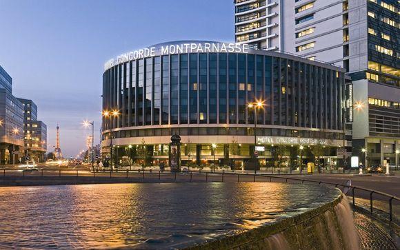 Hôtel Concorde Montparnasse 4*