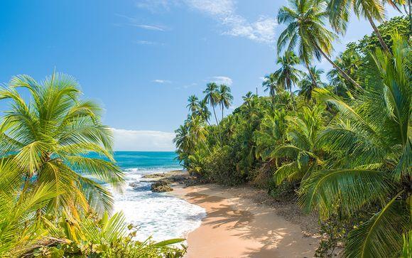 Autotour Costa Rica avec fin de s�jour � Manuel Antonio