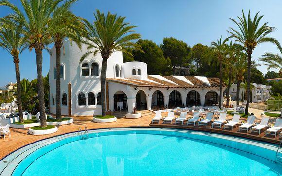 Quiétude et vue sur les eaux cristallines  - Palma de Mallorca -