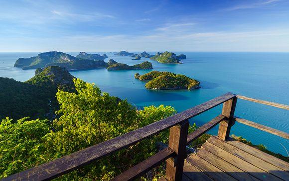 Escapade exotique au bout du monde - Bangkok -