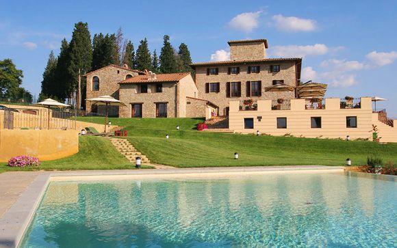 Hôtel Villa San Filippo 4*