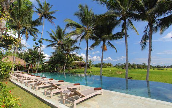 Poussez les portes de l'hôtel Mathis Retreat à Ubud