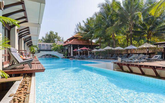 Hôtel Khaolak Oriental Resort 4* - Adult Only
