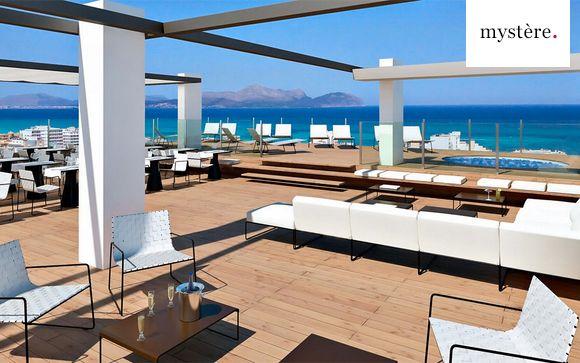 Pied-à-terre design en Méditerranée
