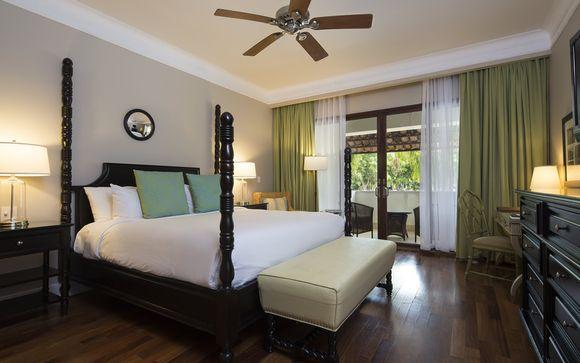 Poussez les portes de l'hôtel Buenaventura Golf & Beach Resort 4* à Playa Blanca