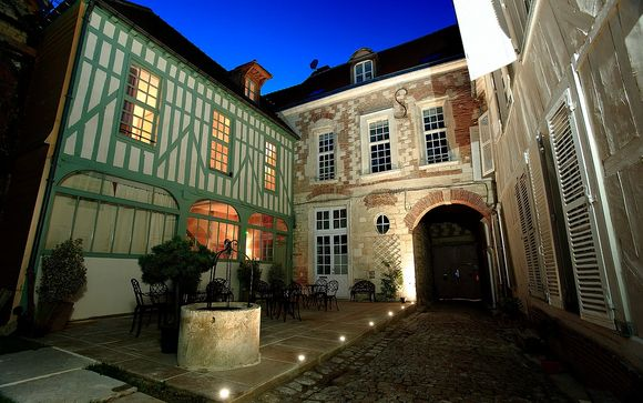 France Troyes - Hôtel de Saint Georges - Apparthôtel 5*  à partir de 115,00 €