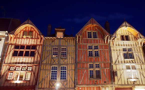 Rendez-vous... à Troyes