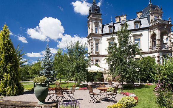 La vie de château en Alsace