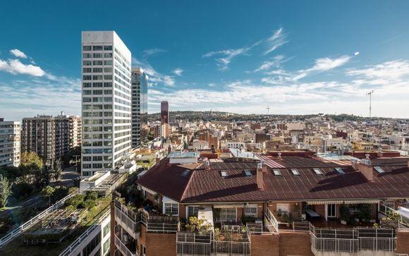 Expo Hôtel Barcelona 4*