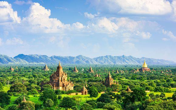 Séjour privatisé au Myanmar et extension Ngapali