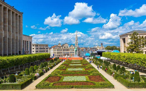 Virée belge entre luxe et quiétude