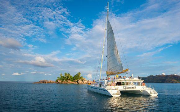Croisière en catamaran dans les Seychelles et extension possible