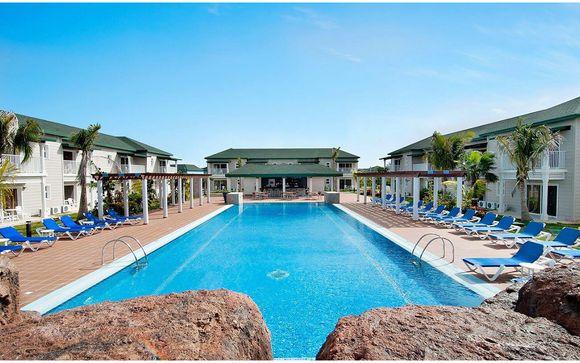 Poussez les portes de l'hôtel Ocean El Patriarca 4* à Varadero