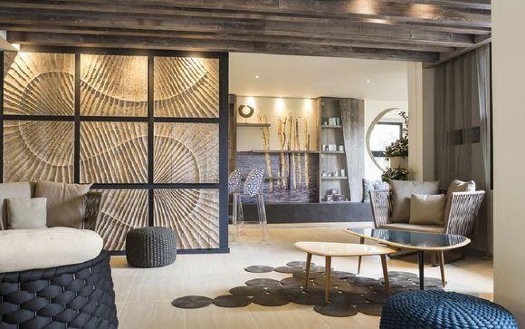 Hôtel Les Bains d'Arguin 4* - Thalazur