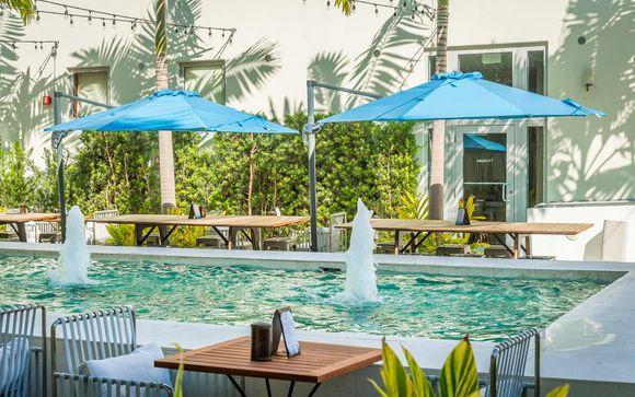 DNUThe Fairwind Hotel Miami et croisière optionnelle aux Bahamas