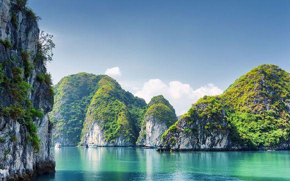 Circuit Trésors du Vietnam et du Cambodge avec ou sans extension