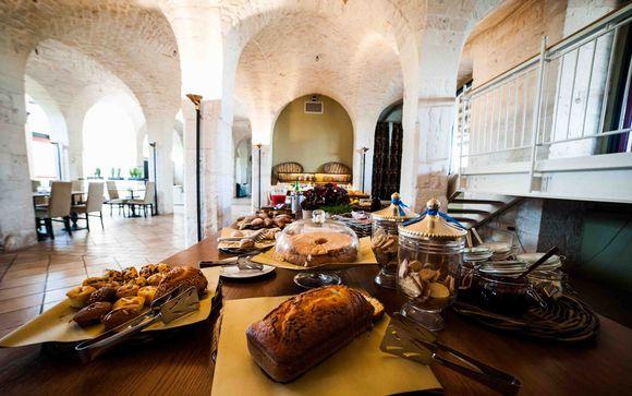 Poussez les portes de l'hôtel Victor Country 4* à Alberobello