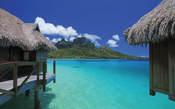 Poussez les portes de l'hôtel Sofitel Bora Bora Private Island 5*