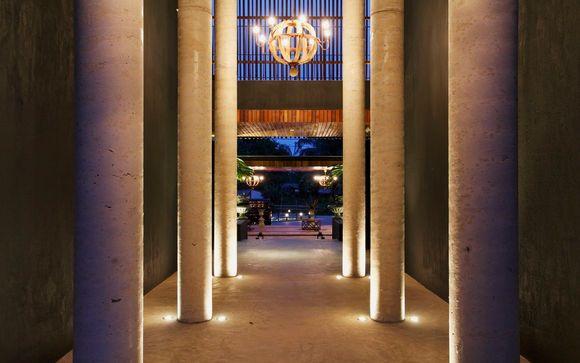 Poussez les portes de l'hôtel The Waters Khao Lak