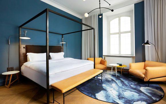 Poussez les portes du Nobis Hotel Copenhagen 5*