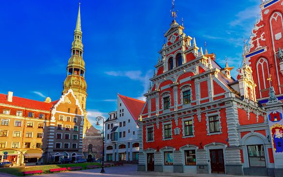 Rendez-vous... à Stockholm et Riga