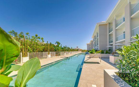 Poussez les portes de l'hôtel Paradisus Los Cayos 5* à Cayo Santa Maria