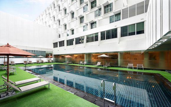 Votre séjour possible à Bangkok (si vous avez choisi l'offre 2)