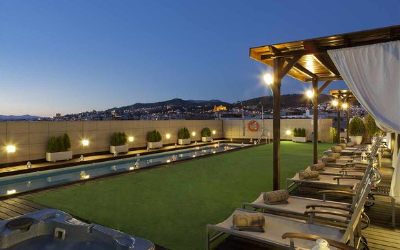 Votre extension balnéaire à l'hôtel Sol Guadalmar 4*