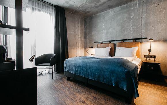 Poussez les portes de l'Exeter Hotel Reykjavík 4*
