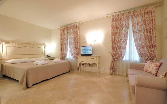Poussez les portes de votre Chervò Golf Hotel Spa & Resort 4* à Polenzzo