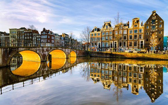 Rendez vous... à Amsterdam