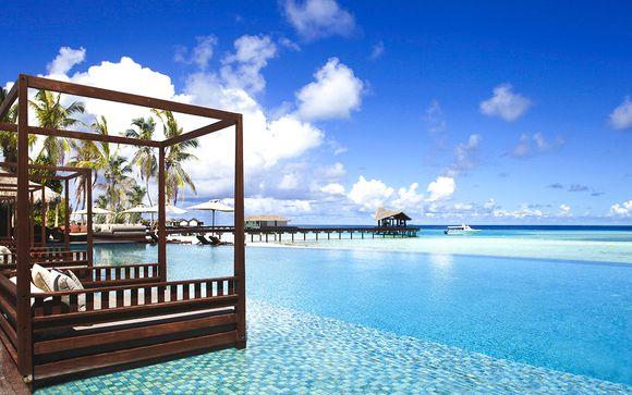 Hôtel The Residence Maldives 5*