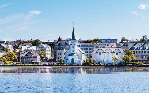 Votre circuit Reykjavík en un clin d'oeil