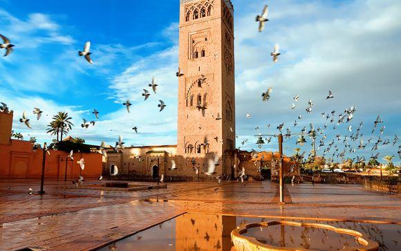 Rendez-vous ... à Marrakech