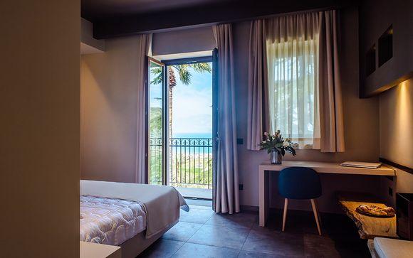 Poussez les portes de votre hôtel Terre di Eolo 4*