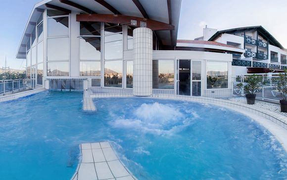 Hôtel Serge Blanco Thalasso & Spa 4*