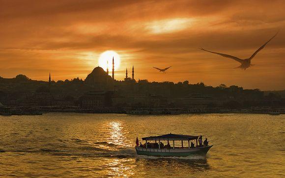 Rendez-vous en Turquie