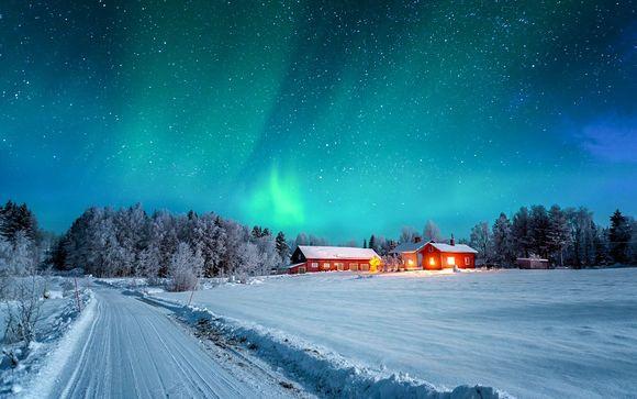Séjour La magie du Nord et extension possible à Oslo