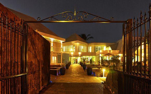 Poussez les portes de la Villa Delisle 4* à Saint-Pierre