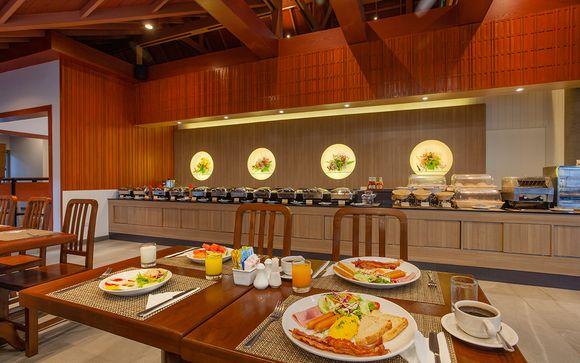 Poussez les portes de l'hôtel Orchidacea 4* à Phuket