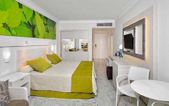 Poussez les portes de l'hôtel Sol Palmeras 4* à Varadero