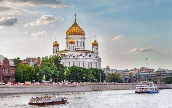 Zoom sur votre programme en 10 nuits au départ de Moscou