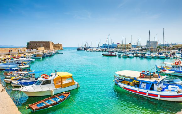 Rendez-vous ... en Crète
