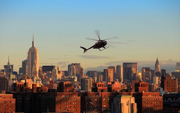 Mettez une option sur l'évasion à New York (offre 2)