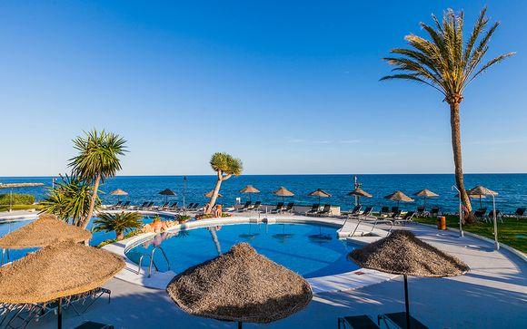Votre extension à l'hôtel Sol Guadalmar 4* Costa Del Sol
