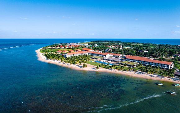 Votre extension à l'hôtel Amaya Beach Passikudah 4*