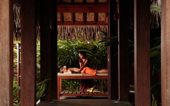 Poussez les portes de l'hôtel Sofitel Ia Ora Moorea 5*