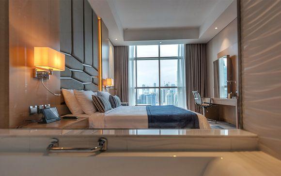Spa hôtels 2019 Bravo 1 semaine App location Cuisine Entertainer Dubai